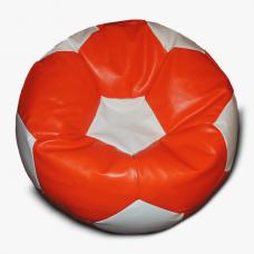 Кресло-мяч оранжевый