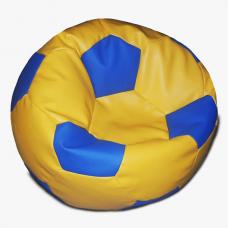 Мяч желто-синий