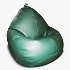 Кресло-мешок «Груша» зеленая