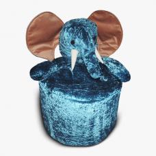 Пуфик-игрушка «Слоник»