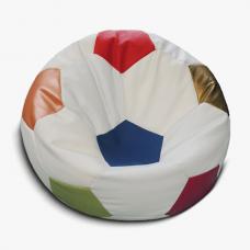 Кресло-шар цветной