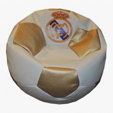 Кресло-мяч «Реал-золотистый»