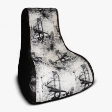 Кресло-бумеранг «Нью-Йорк»