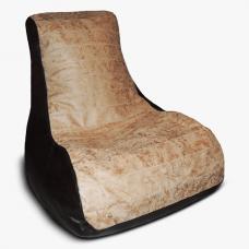 Кресло-бумеранг «Замша»