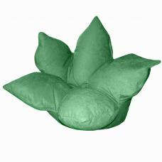 Кресло-цветок «Вельвет-зелень»
