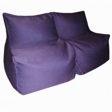 Бескаркасный диван Фантази-рогожка