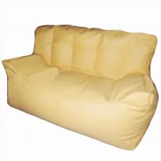 Бескаркасный диван «Мирина» желтый