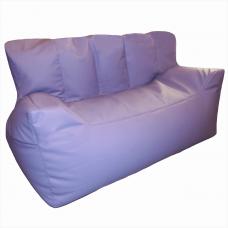 Бескаркасный диван «Мирина» сирень