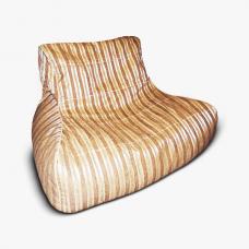 Диван-мешок «Полоска»