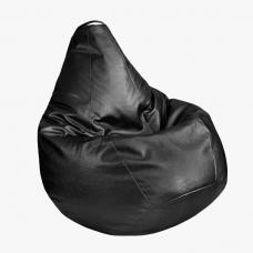 Кресло-груша Черная