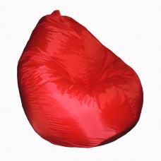 Кресло-груша «Оксфорд-красная»
