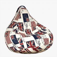 Кресло-груша «Флаг»