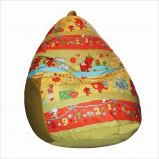 Бескаркасное детское кресло-мешок «Груша»
