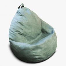 Кресло-груша «Замша Марон»