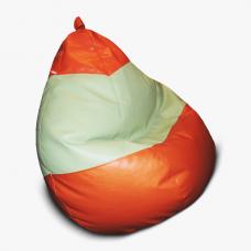 Кресло-груша «Комби-оранж»