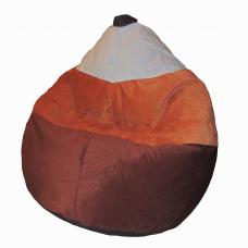 Кресло-груша «Полоска»