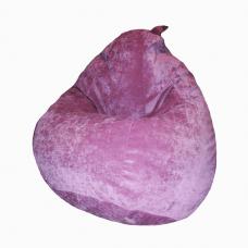 Кресло-груша «Вельвет-сирень»