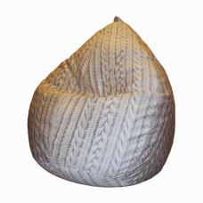 Кресло-груша «Вязание»