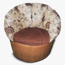 Кресло-пенек «Беж»