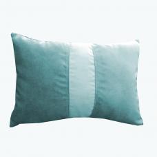 Декоративная подушка «Голубая»