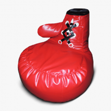 Детское бескорпусное кресло «Боксерская перчатка»