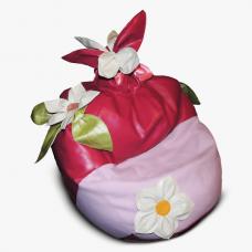 Детское бескорпусное кресло-груша «Подарок»