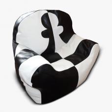 Детское бескорпусное кресло «Шахматы»