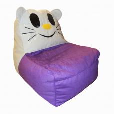 Детское мягкое кресло «Китти»