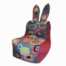 Детское мягкое кресло «Ушки»