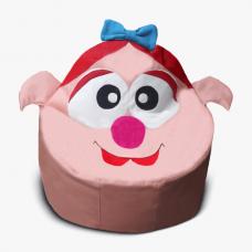 Детское мягкое кресло-игрушка «Нюша»