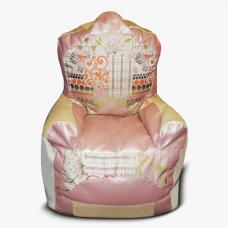 Бескаркасные кресло-трон для детей «Милана»