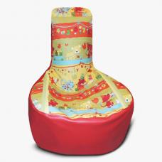 Детское бескорпусное кресло-ультро «Карусель»