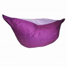 Напольная подушка Фиолетовая