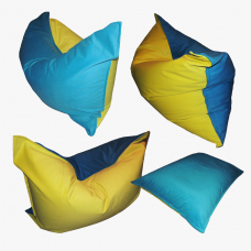 Напольная подушка Бирюза