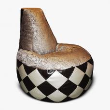 Кресло-ромбик «Серый»