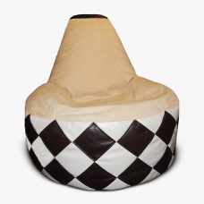Кресло-ромбик «Шенилл»
