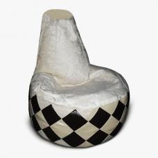Кресло-ромбик «Белый»