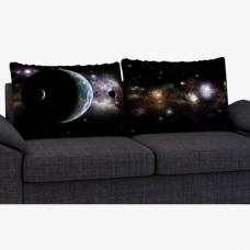Подушка Печать «Галактик»-2шт