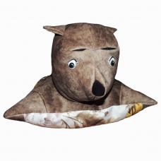 Подушка-игрушка «Мишка-Леон»