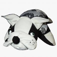 Подушка-игрушка «Бульдожек»