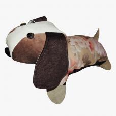 Подушка-игрушка «Пес-Листик»