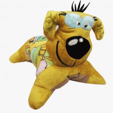 Подушка-игрушка «Пес-Лимон»