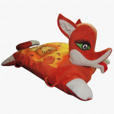 Подушка-игрушка «Лисенок-Ася»