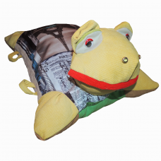 Подушка-игрушка «Лягушка-Кваша»
