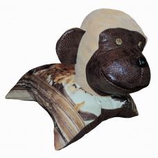 Подушка-игрушка «Мартышка-Люся»
