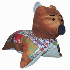 Подушка-игрушка «Мишка-Вини»