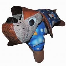 Подушка-игрушка «Пес-рич»