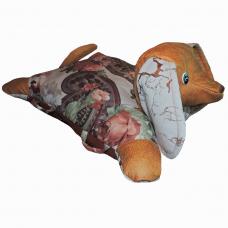 Подушка-игрушка «Пес-рыжик»