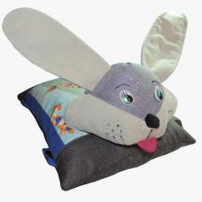 Подушка-игрушка «Зайка Ухо»