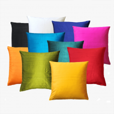 Подушка для дивана квадратная, цветная